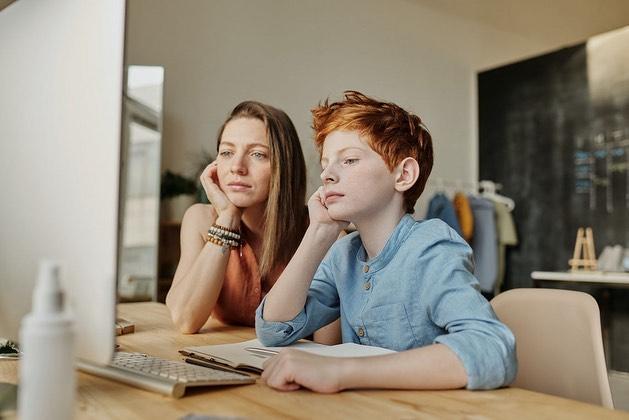 Семья на домашнем обучении